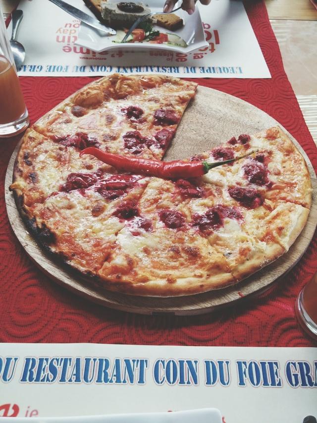Pizza Tandoori