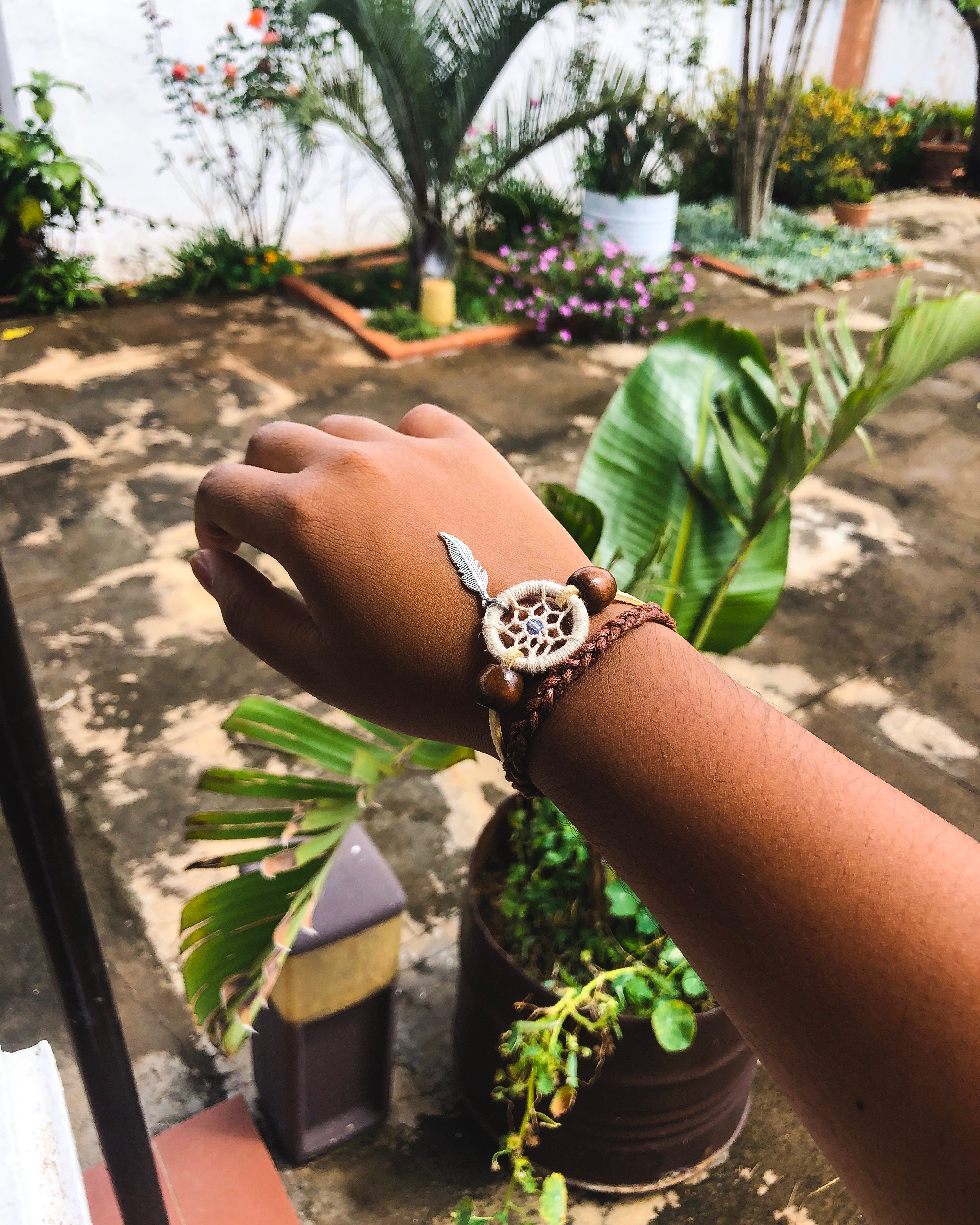 Bracelet Dreamcatcher de Bonia DIY