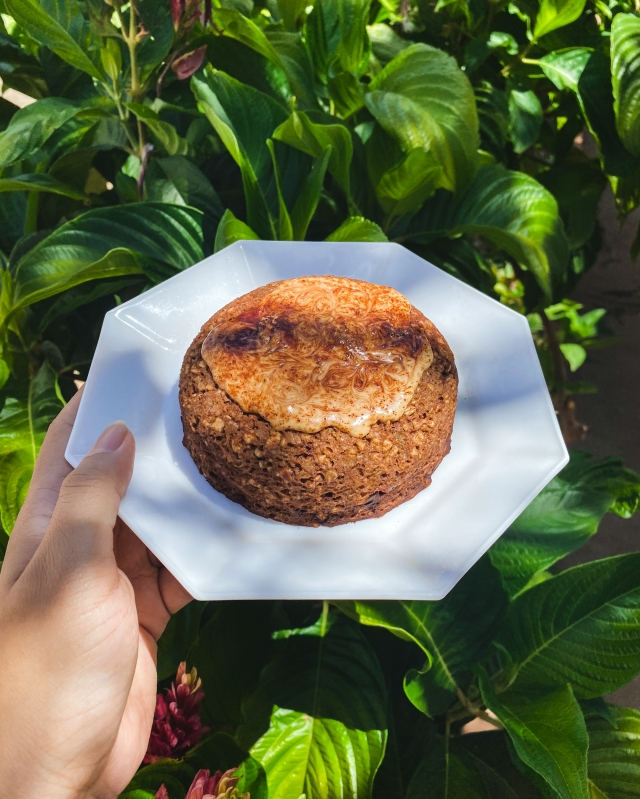 Bowlcake choco